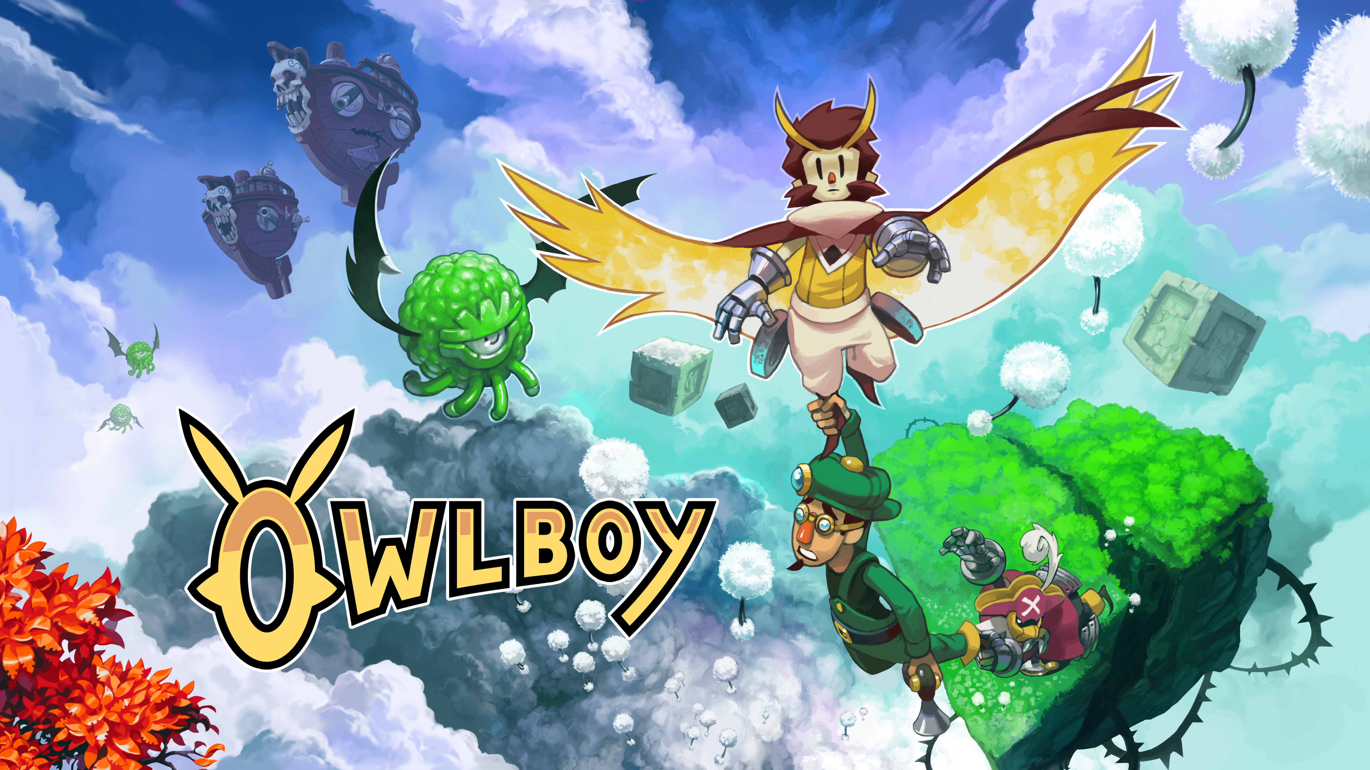 February Indie games releases 2018 Owlboy image