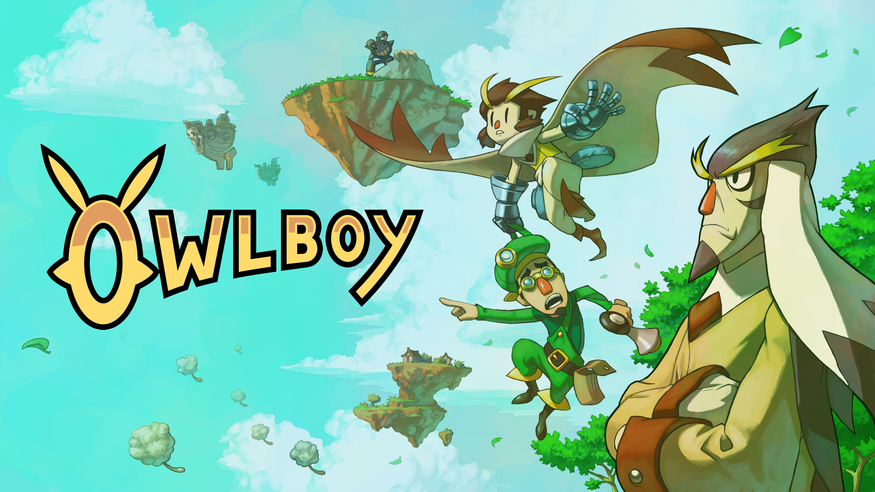 Image result for owlboy